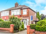 Thumbnail for sale in Peveril Road, Salford