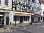 Thumbnail to rent in 39-40 Castle Street, Shrewsbury, Shropshire