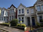 Thumbnail for sale in Edgcumbe Park Road, Plymouth, Devon