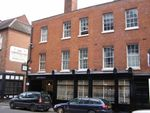 Thumbnail to rent in Friar Court, 33 Friar Street, Worcester