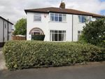 Thumbnail for sale in Oakwood Drive, Fulwood, Preston