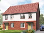 """Thumbnail to rent in """"The Kilmington Semi"""" at Skinner Street, Creswell, Worksop"""