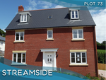 Thumbnail for sale in Plot 73, Dukes Way, Axminster