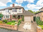 Thumbnail for sale in Springfield Avenue, Grappenhall, Warrington