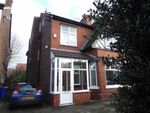 Thumbnail for sale in Orchard Road East, Manchester