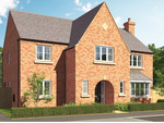 Thumbnail for sale in The Bridgemere, Newport Pagnell Road, Wootton Fields, Northamptonshire