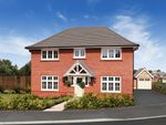 "Thumbnail to rent in ""Harrogate"" at Guinevere Avenue, Stretton, Burton-On-Trent"