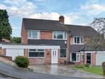 Thumbnail for sale in Greenfield Avenue, Marlbrook, Bromsgrove