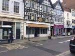 Thumbnail to rent in Castle Street, Shrewsbury