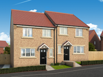"Thumbnail to rent in ""The Larch At The Garth, West Denton"" at Dunblane Crescent, West Denton, Newcastle Upon Tyne"