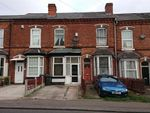 Thumbnail for sale in Wellington Road, Handsworth, Birmingham