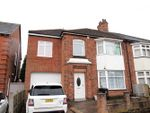 Thumbnail for sale in Ashleigh Road, Leicester