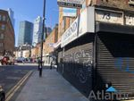 Thumbnail to rent in Wentworth Street, Aldgate