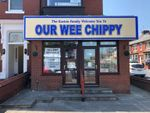Thumbnail to rent in Our Wee Chippy, 127, Whitegate Drive, Blackpool