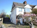 Thumbnail for sale in Turner Road, Broadwater, Worthing, West Sussex