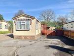 Thumbnail for sale in Grange Park Mobile Homes, Shamblehurst Lane South, Hedge End