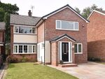 Thumbnail for sale in Worthington Close, Macclesfield, Cheshire