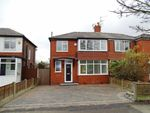 Thumbnail to rent in Heys Road, Prestwich, Prestwich Manchester