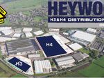 Thumbnail to rent in Parklands, Heywood Distribution Park, Heywood