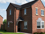 "Thumbnail to rent in ""The Canterbury At The Pastures"" at Front Street, Sherburn Hill, Durham"
