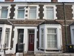 Thumbnail to rent in Arran Street, Cardiff
