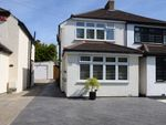 Thumbnail for sale in Wyncham Avenue, Sidcup