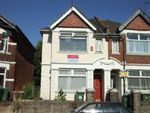 Thumbnail to rent in Harborough Road, Shirley, Southampton