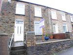 Thumbnail for sale in William Street, Ystrad, Pentre