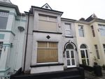 Thumbnail for sale in Glendower Road, Plymouth