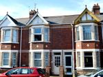 Thumbnail for sale in Powderham Road, St. Thomas, Exeter