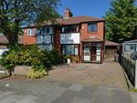 Thumbnail for sale in Derby Road, Whitefield, Manchester