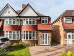 Thumbnail to rent in Stonor Road, Hall Green, Birmingham