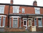 Thumbnail for sale in Richard Street, Crewe, Cheshire