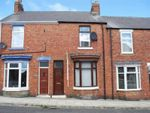 Thumbnail to rent in Regent Street, Shildon, Two Bedroom Mid Terrace House