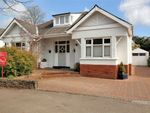 Thumbnail 3 bedroom detached bungalow for sale in Rhydypenau Road, Cyncoed, Cardiff