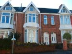 Thumbnail to rent in Mirador Crescent, Uplands, Swansea