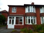 Thumbnail to rent in Caddington Road, Chorlton Cum Hardy, Manchester