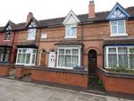Thumbnail for sale in Cannon Hill Road, Birmingham, West Midlands