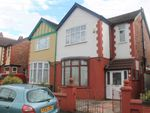 Thumbnail for sale in Burnage Hall Road, Burnage, Greater Manchester