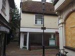 Thumbnail to rent in Floor Office 57 High Street, Ashford, Kent