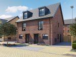 Thumbnail to rent in Plot 122, The Weston, Chevry Close, Glebe Farm, Milton Keynes