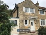 Thumbnail to rent in Haycombe Drive, Bath