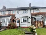 Thumbnail for sale in Croft Down Road, Solihull, West Midlands
