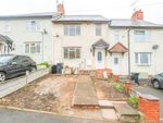 Thumbnail to rent in Hillside Avenue, Halesowen, West Midlands