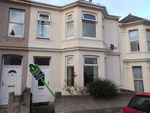 Thumbnail to rent in Grenville Road, Plymouth