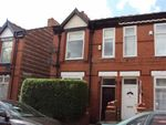 Thumbnail to rent in Horton Road, Fallowfield, Manchester