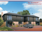 Thumbnail to rent in The Rushbury, The Crossways, Holmer, Hereford, Herefordshire