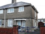 Thumbnail to rent in Llys Gwyn Terrace, Pontarddulais, Swansea, Glamorgan