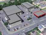 Thumbnail to rent in New Build Industrial Units, Queens Road, Halifax