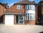 Thumbnail to rent in Newburn Croft, Quinton, Birmingham